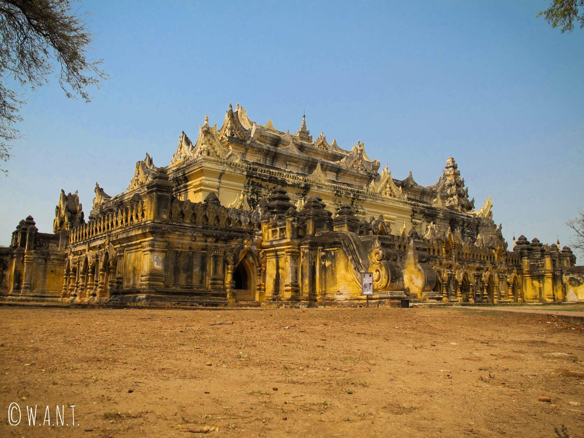 Monastère Maha Aung Mue Bonzan