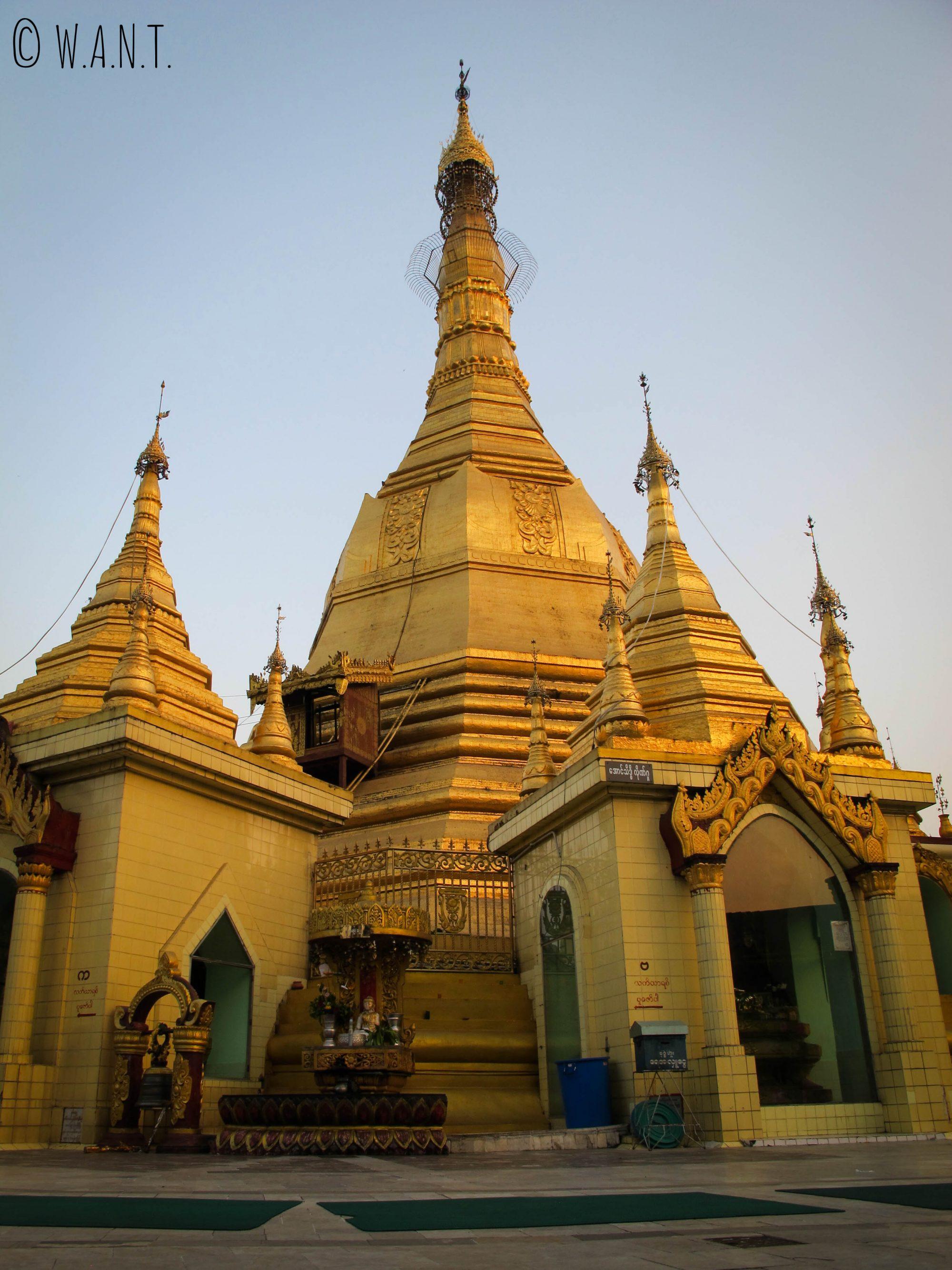 Stupa de la Pagode Sule