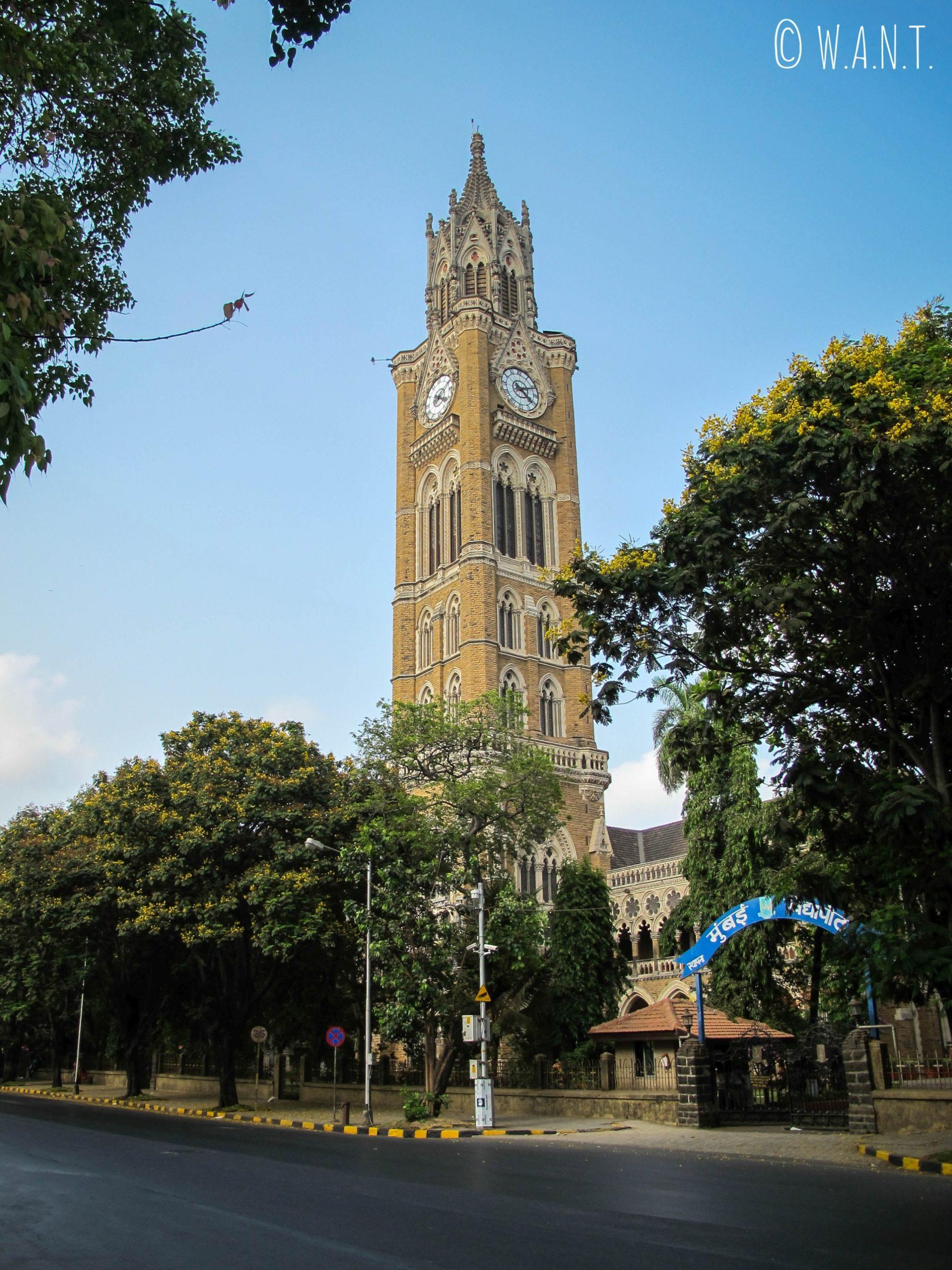 Tour de l'Horloge de Mumbai