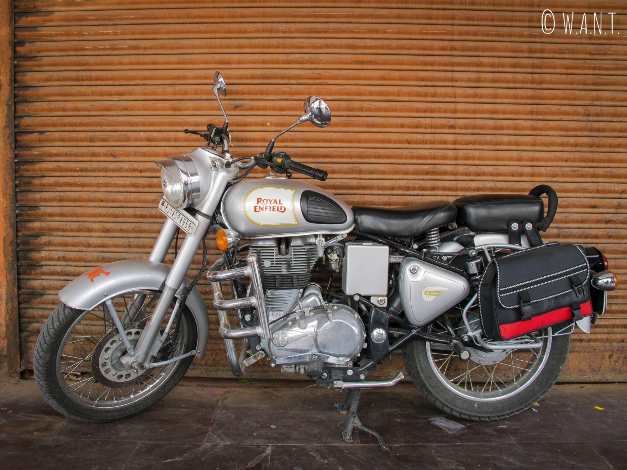 Royal Enfield, la marque de moto souveraine en Inde