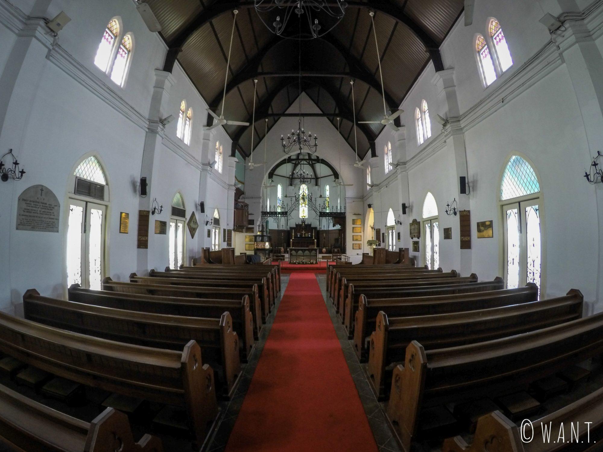 Intérieur de St Mary's Cathedral