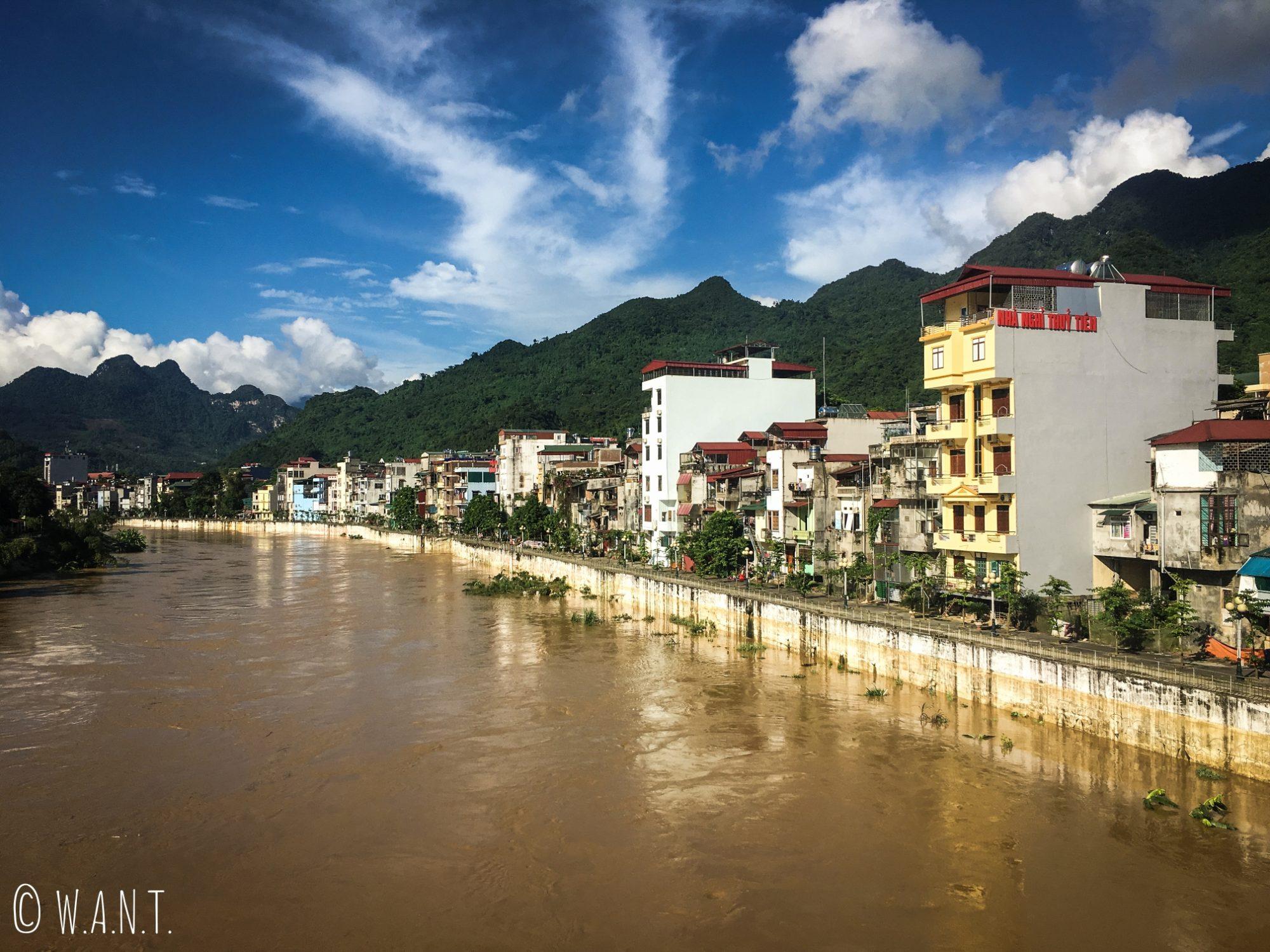 Arrivée à Ha Giang