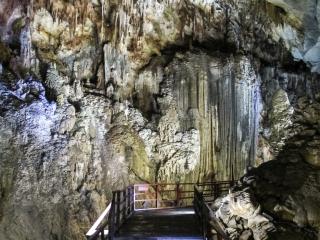 La visite de la Paradise Cave de Phong Nha est impressionnante
