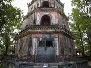 Pagode Thien Mu à Hué