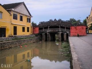 Pont couvert japonais de Hoi An à 5h30