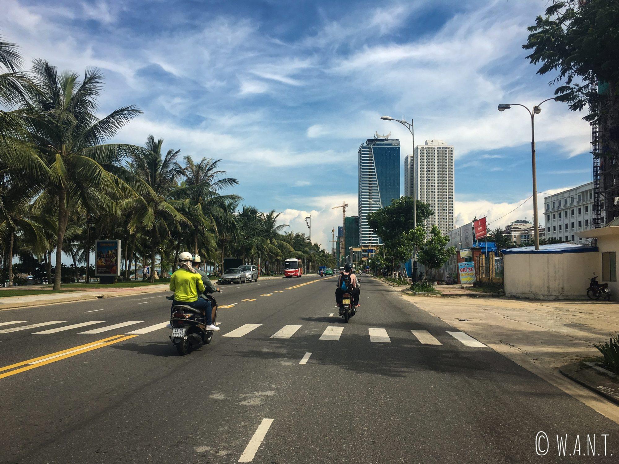 Route du front de mer de Da Nang