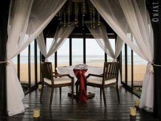 Diner romantique au Conrad Bali