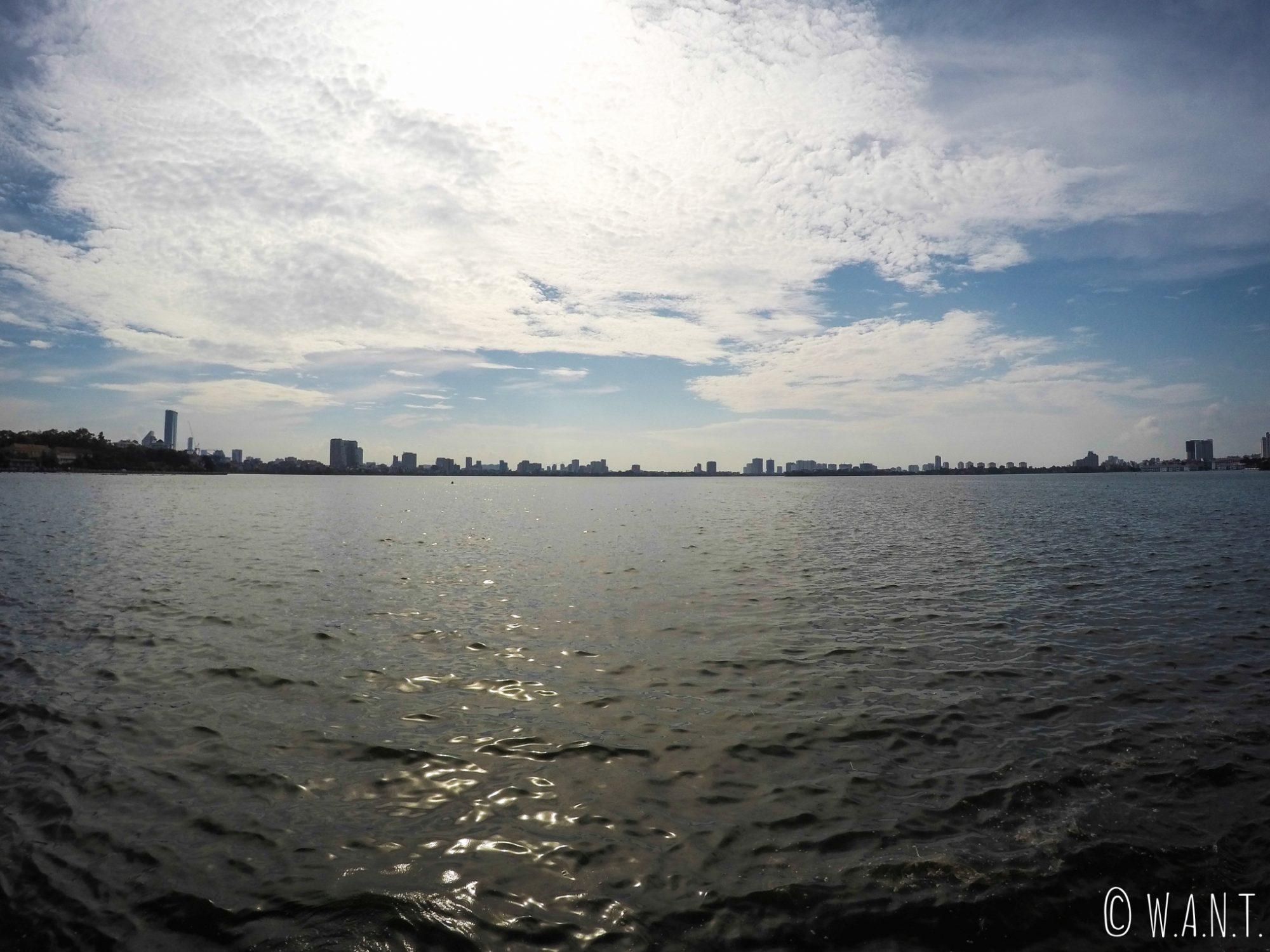 Lac Ho Tay de Hanoï