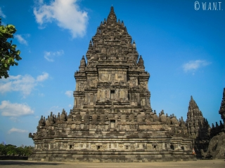 Temple de Prambanan dédié à Vishnu