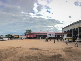 Gare de bus de Luang Namtha