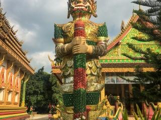 Garuda du Wat Si Sou de Vang Vieng