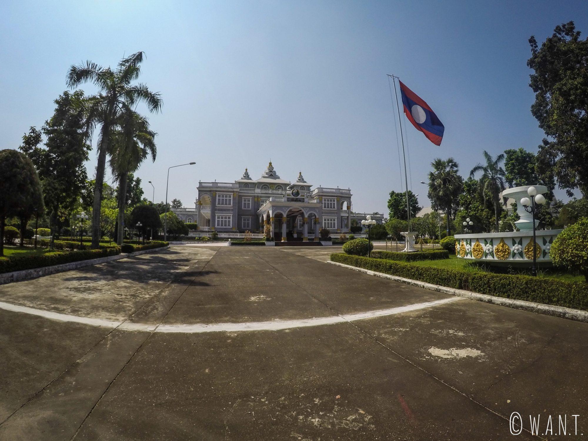 Palais présidentiel de Vientiane