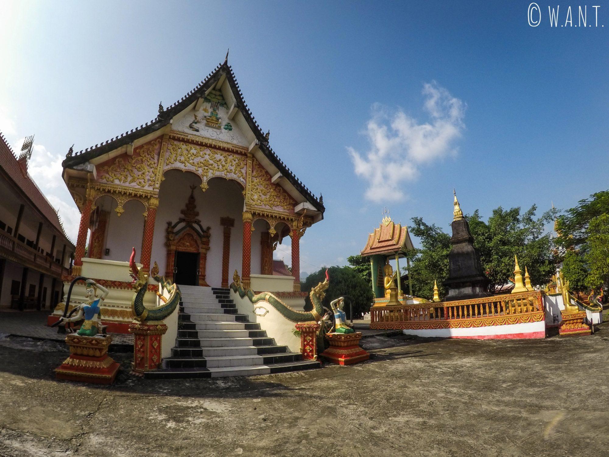 Wat Thah à Viang Vieng