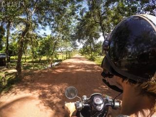 Promenade en scooter dans les environs de Kampot