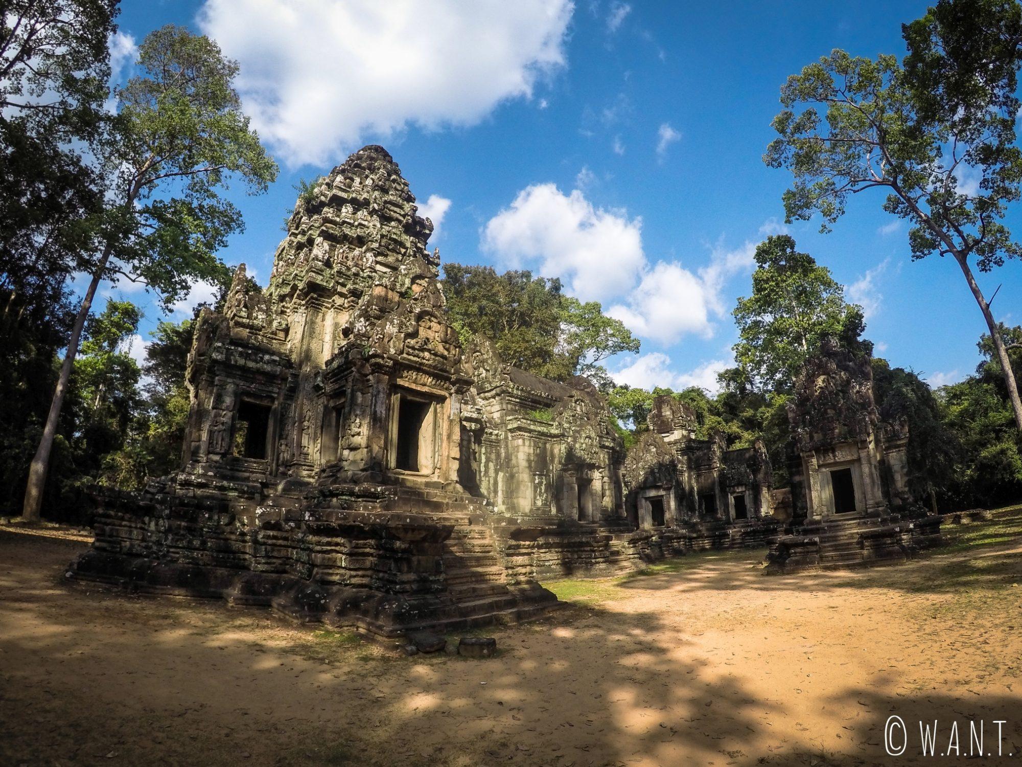 Temple Thommanon sur le site archéologique d'Angkor