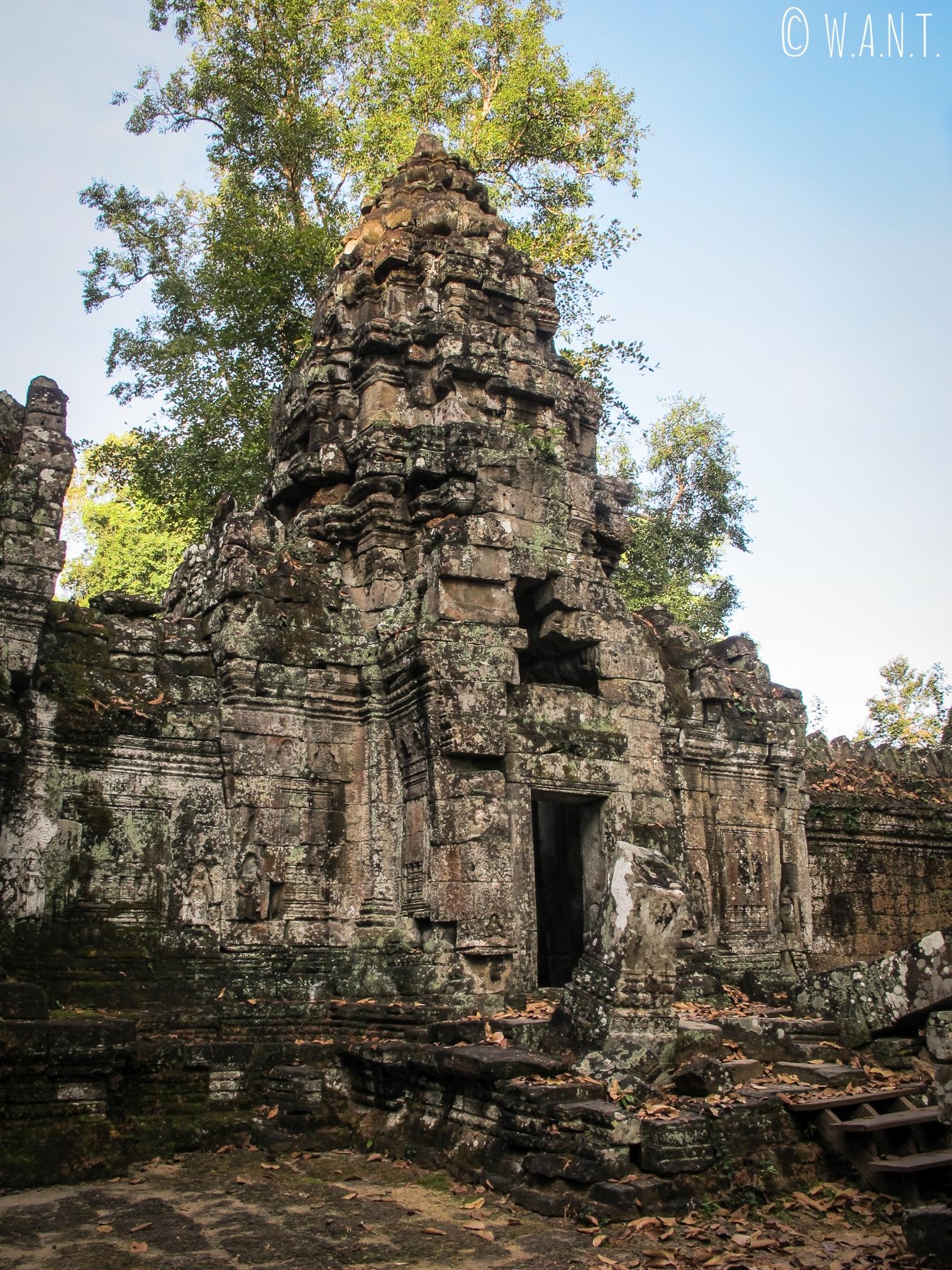 Tour du temple Preah Khan à Angkor