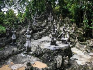 Magic Garden sur l'île de Koh Samui