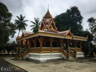 Temple du Wat Samret de Koh Samui