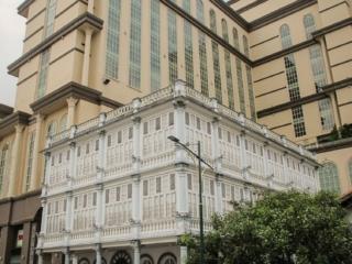 Bâtiment du Textile Museum à Kuching