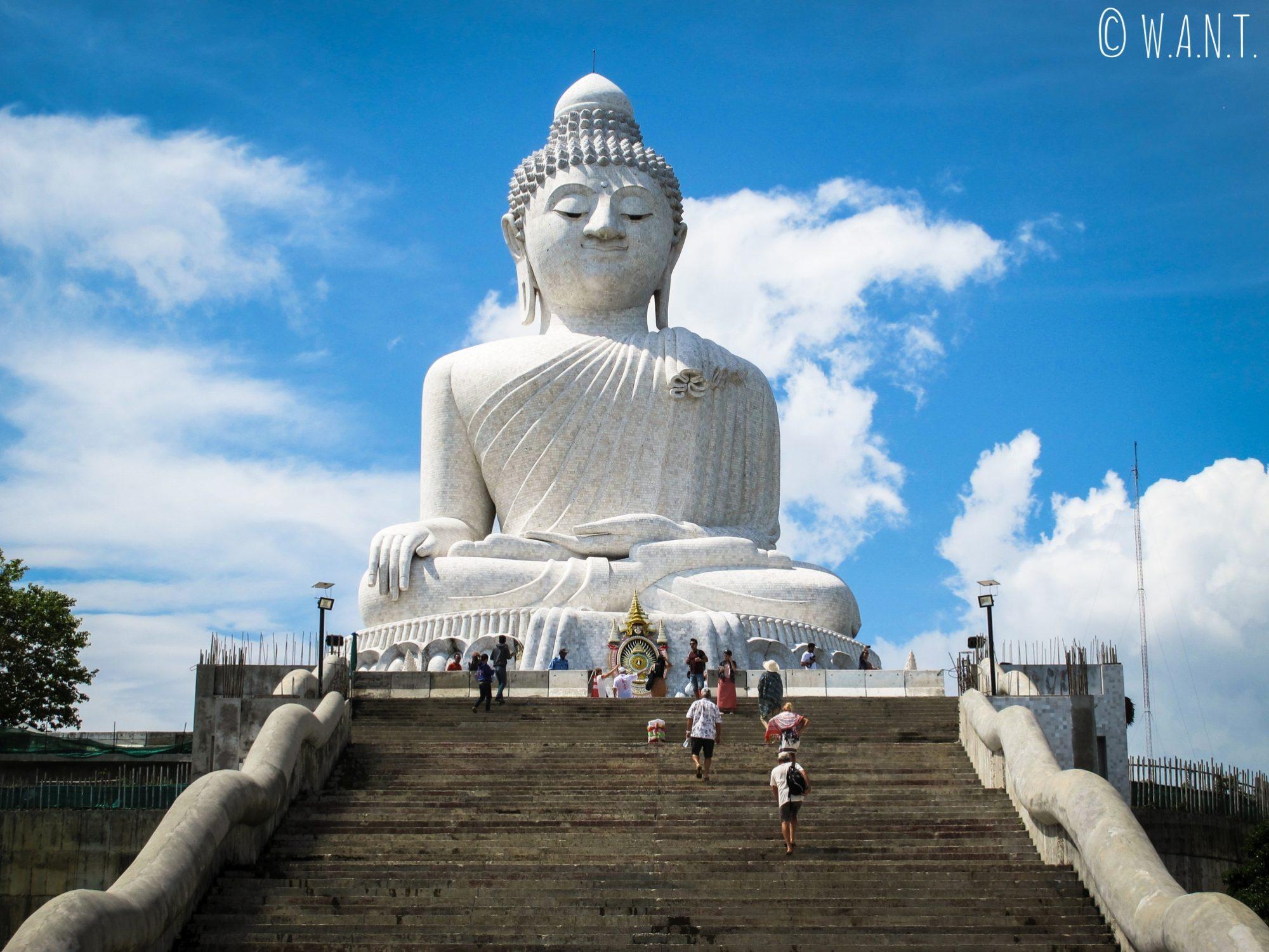 Big Bouddha de Phuket