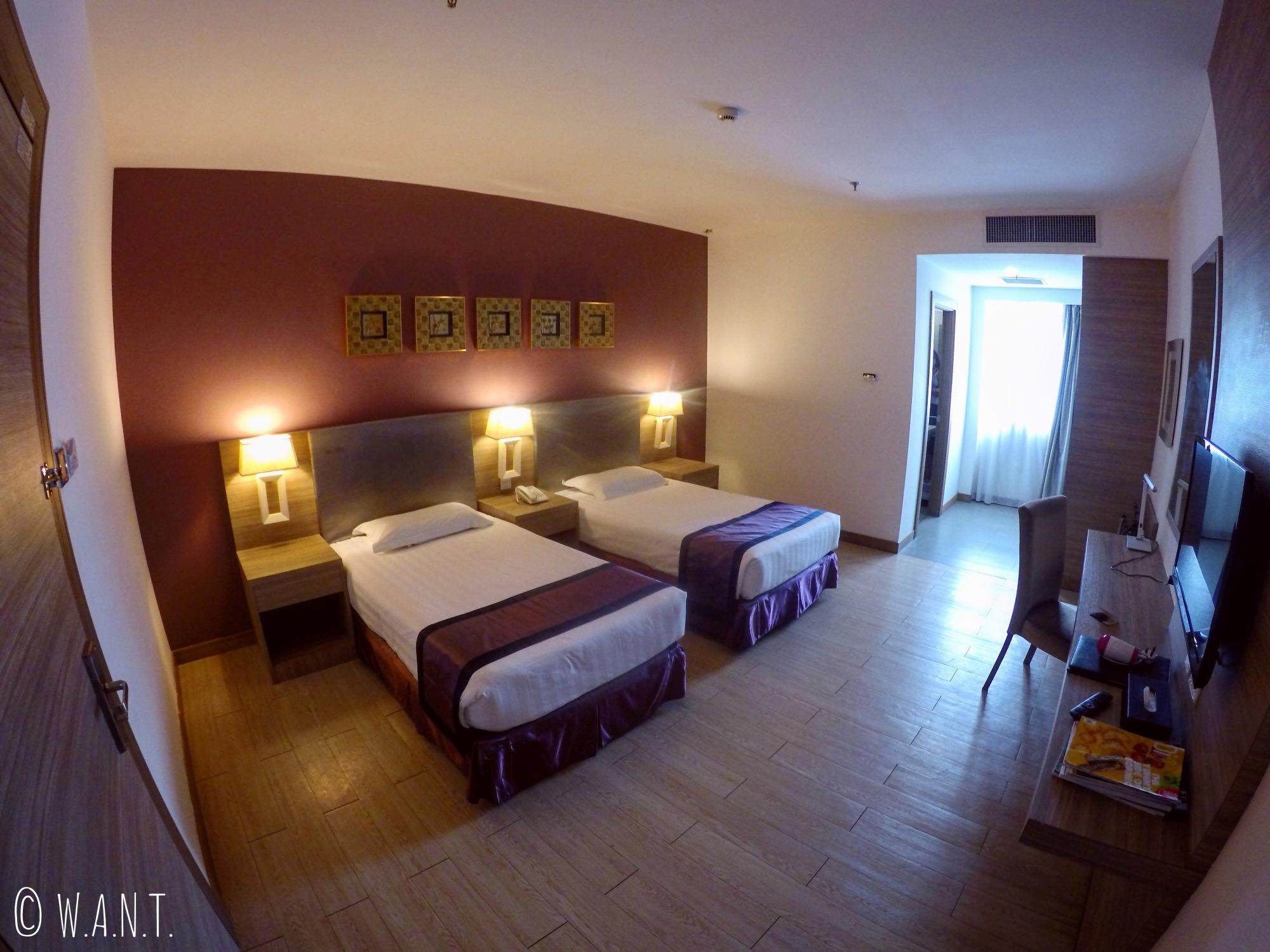 Chambre du Badi'ah Hotel de Bandar Seri Begawan
