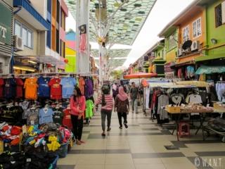 India Street à Kuching