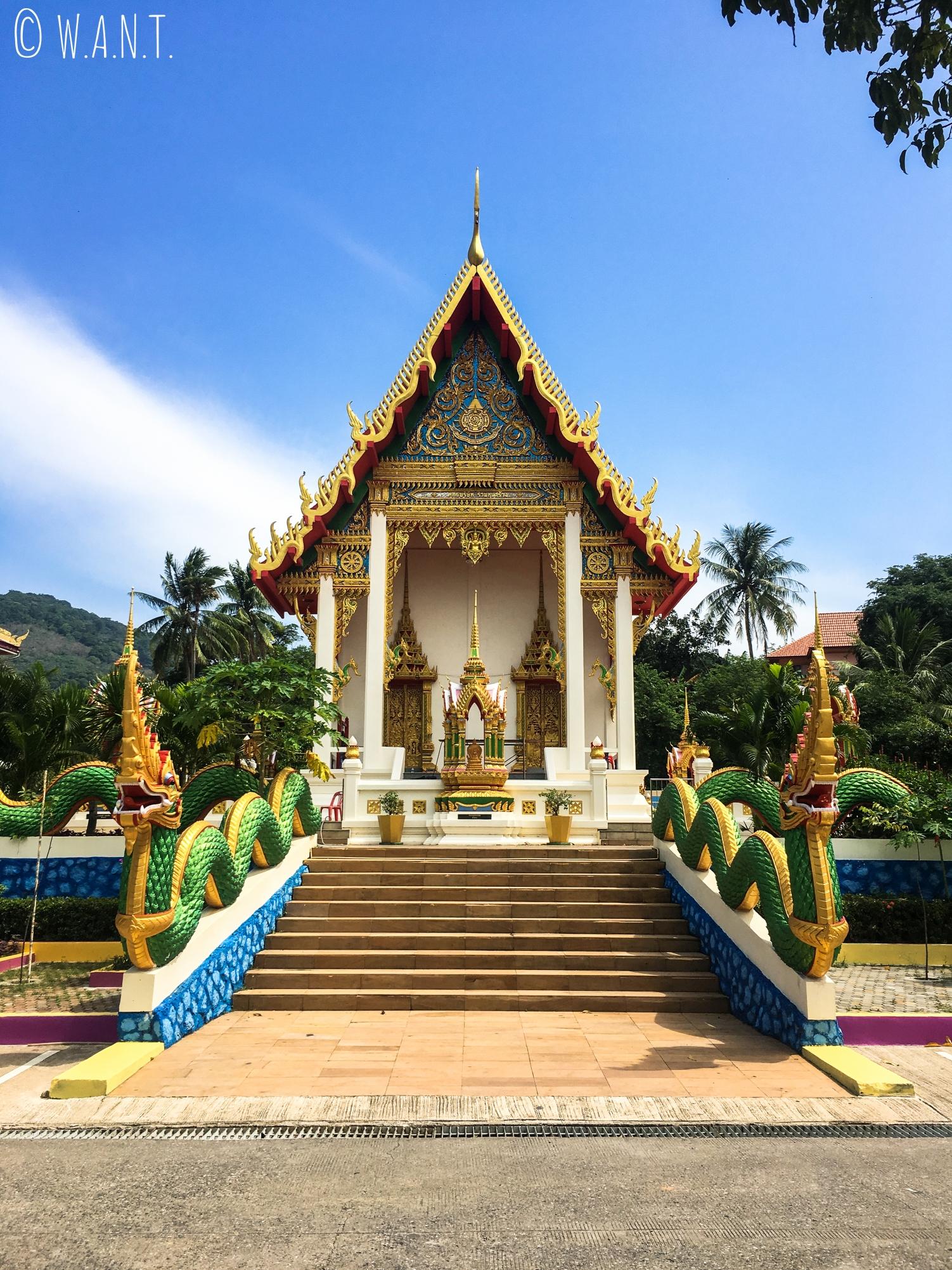 Karon temple à Phuket