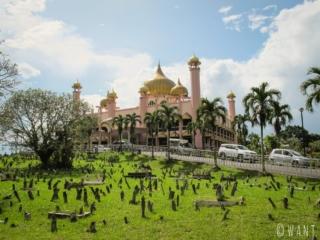 Mosquée Masjid Bandaraya de Kuching