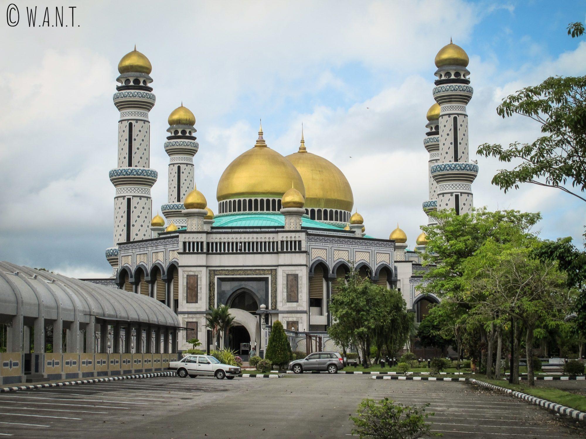 Mosquée Masjid Jame'Asr Hassanil Bolkiah de Bandar Seri Begawan