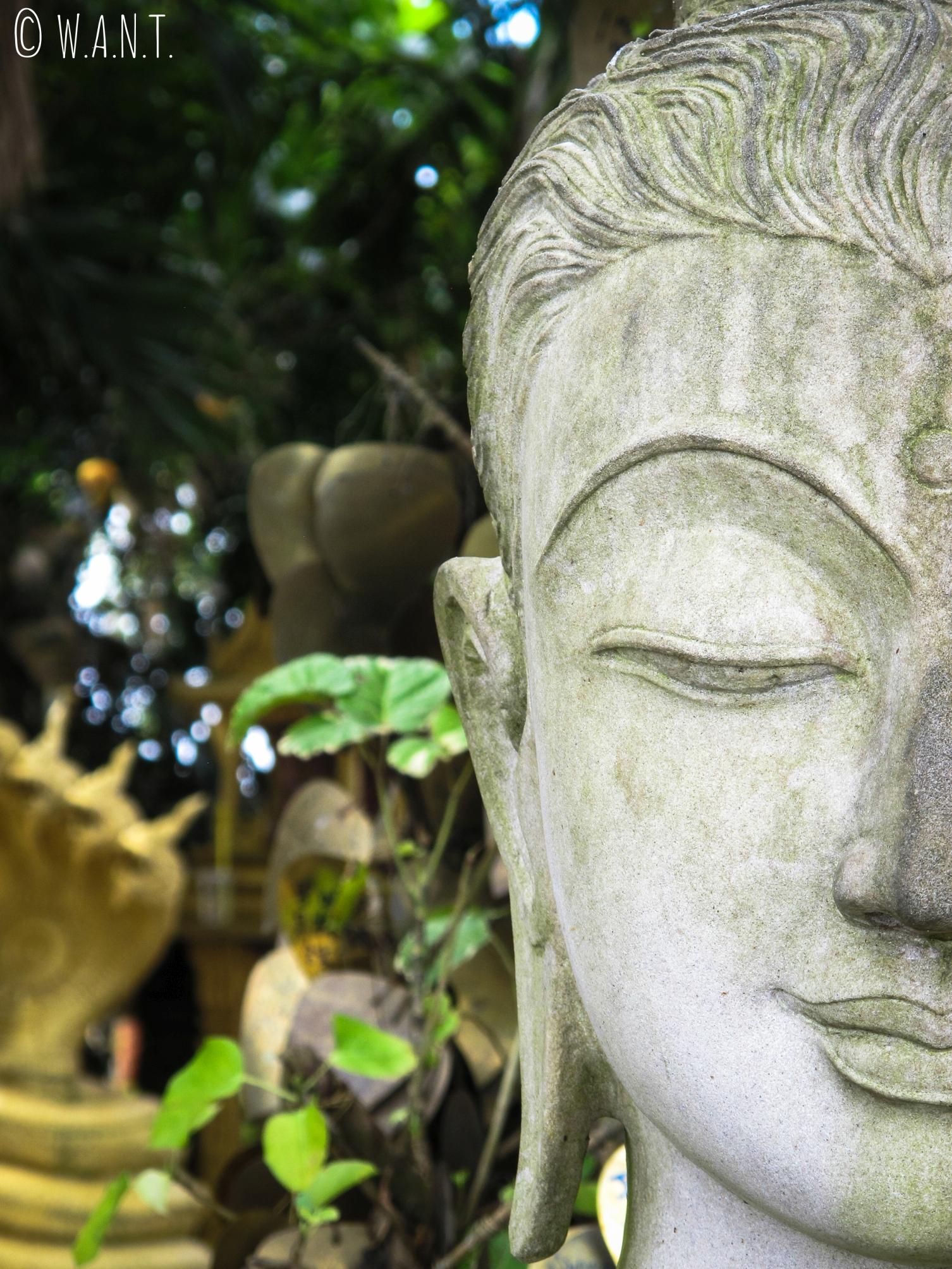 Statue de Bouddha à Phuket