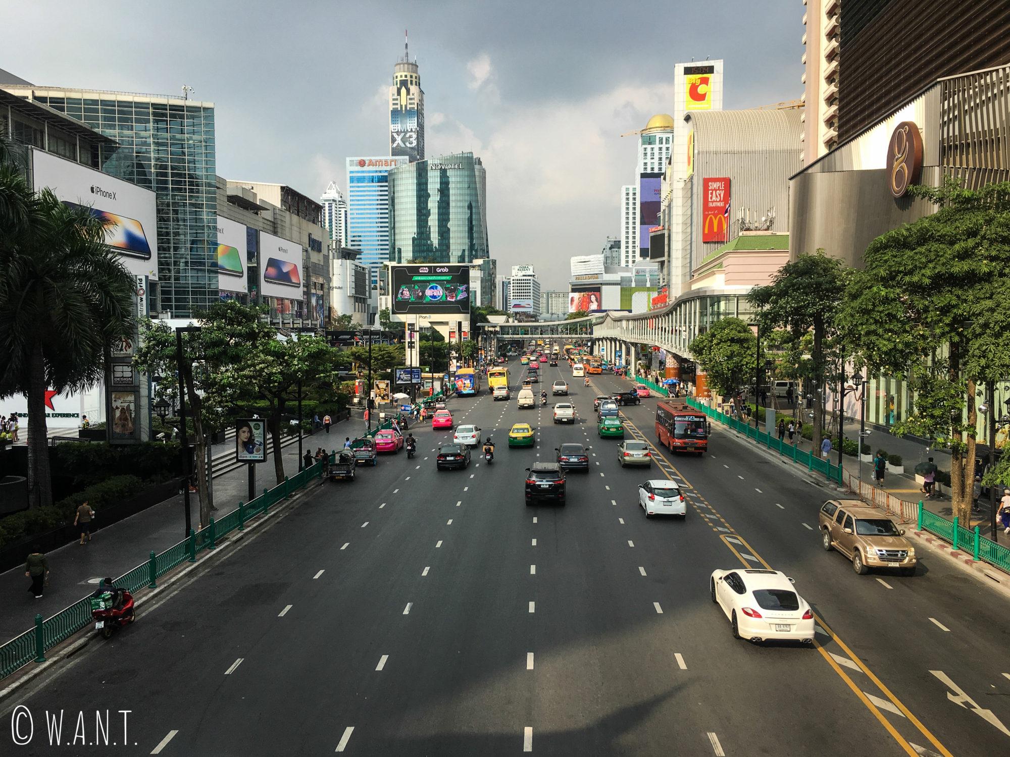Vue préférée de Marion à Bangkok