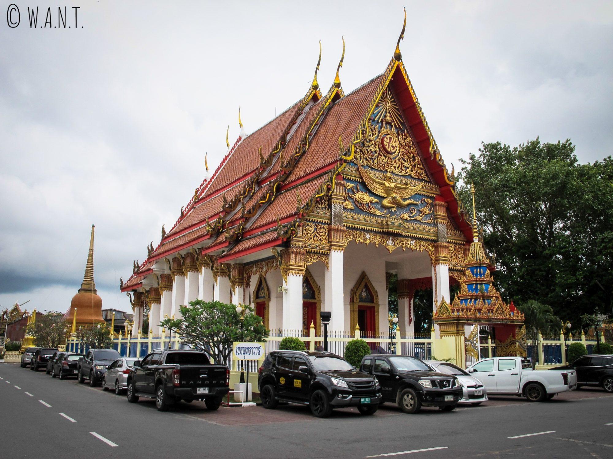 Wat Puttamongkon dans Old Phuket