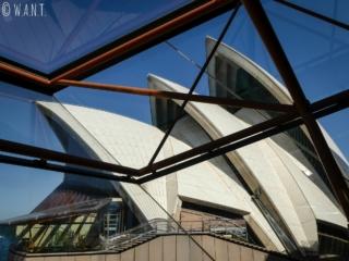 Arches de l'opéra de Sydney