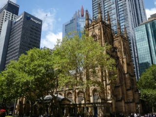 Cathédrale St Andrew à Sydney