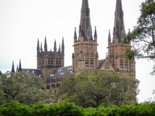 Cathédrale St Mary de Sydney