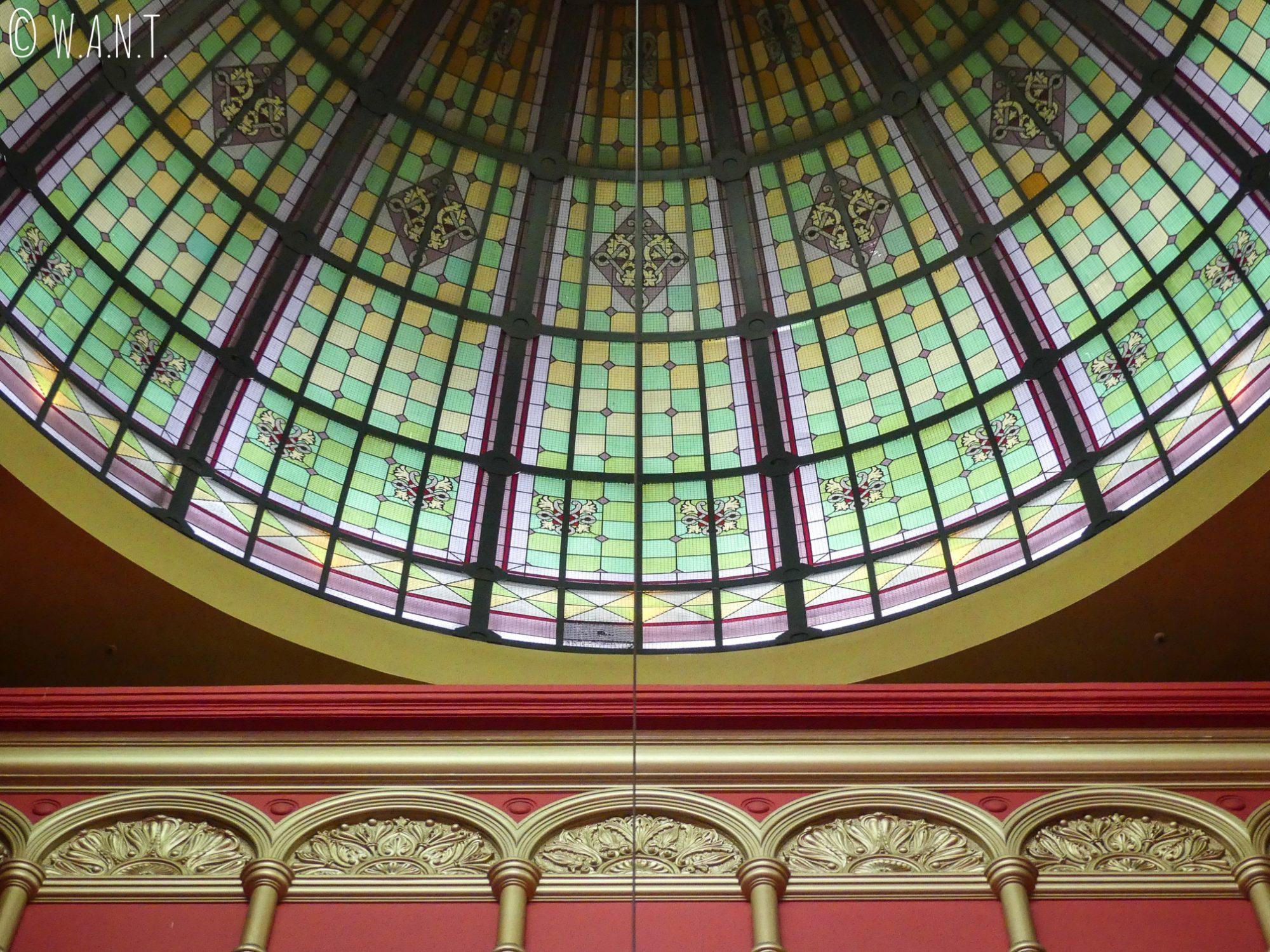 Coupole du Queen Victoria Building à Sydney