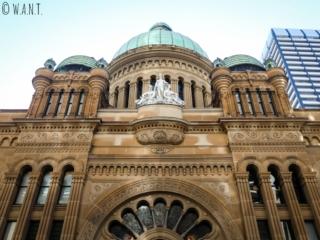 Façade du Queen Victoria Building à Sydney