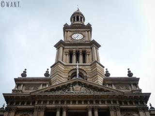 Façade du Town Hall de Sydney