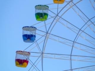 Grande roue du Luna Park de Sydney