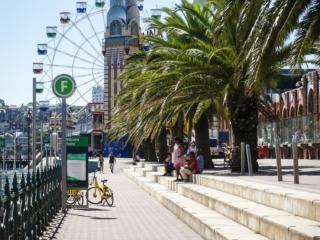 Il est possible de rejoindre le Luna Park de Sydney en ferry