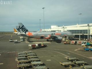 Notre avion pour voler de Sydney à Ayers Rock