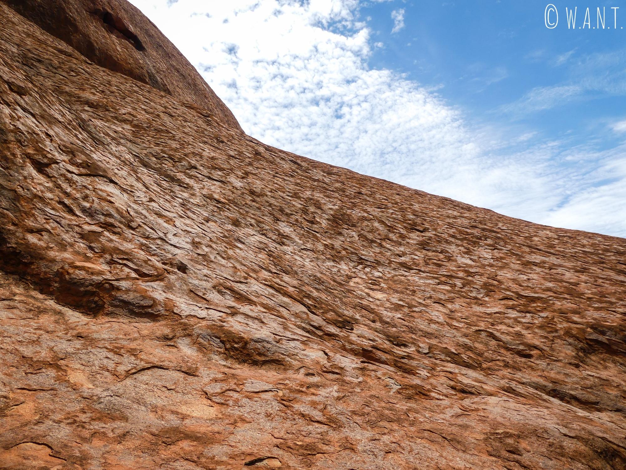Roche rouge d'Uluru