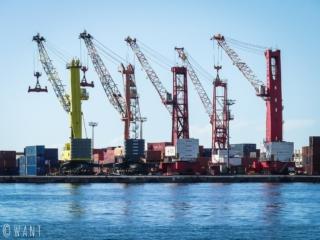 Port industriel de Tahiti