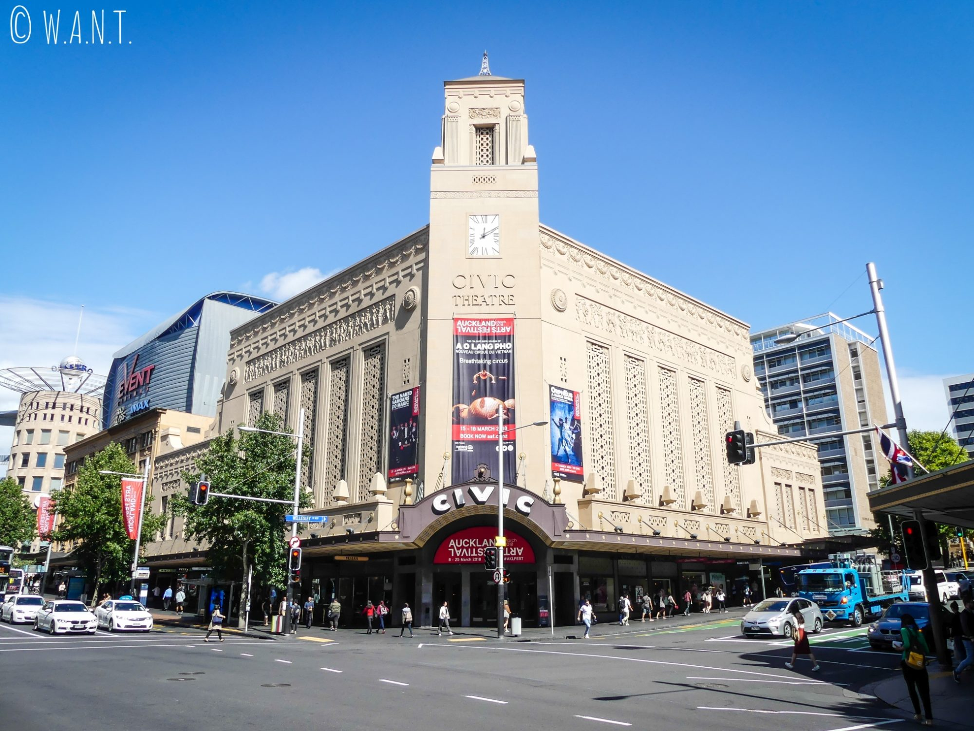 Le Civic Theatre de Auckland
