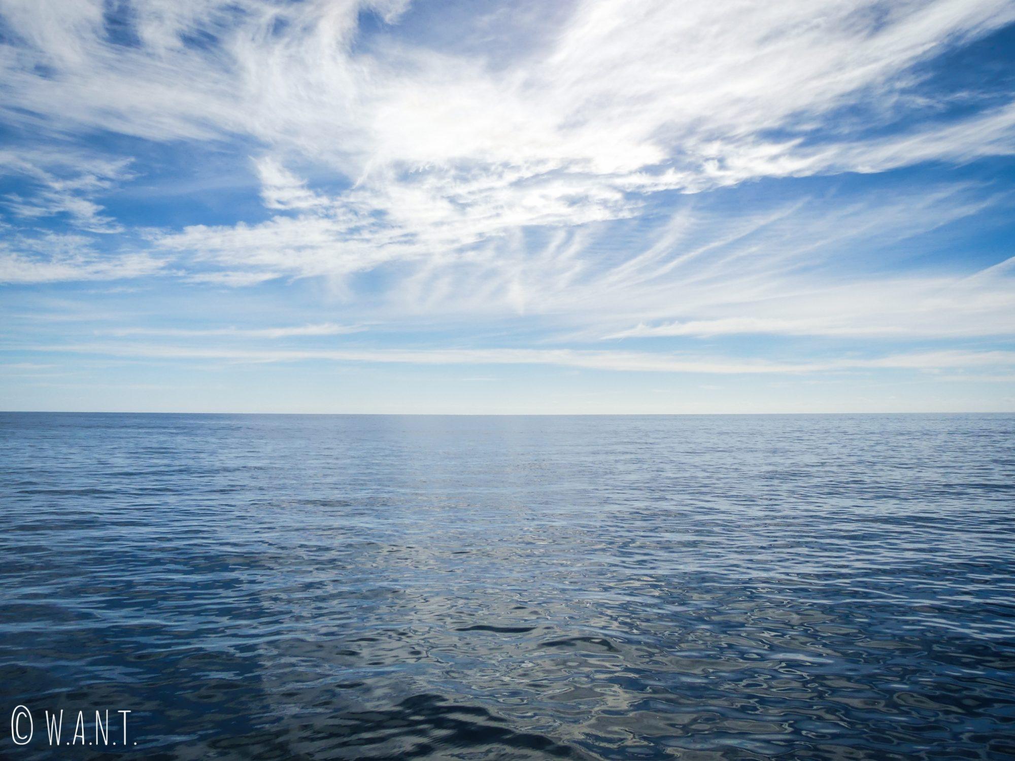 Entre ciel et mer au parc national Abel Tasman en Nouvelle-Zélande