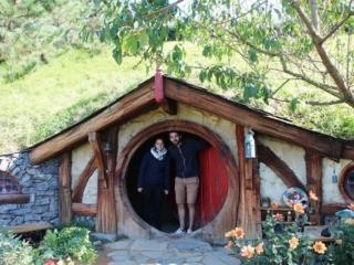 Mamax et Natnat en Nouvelle-Zélande