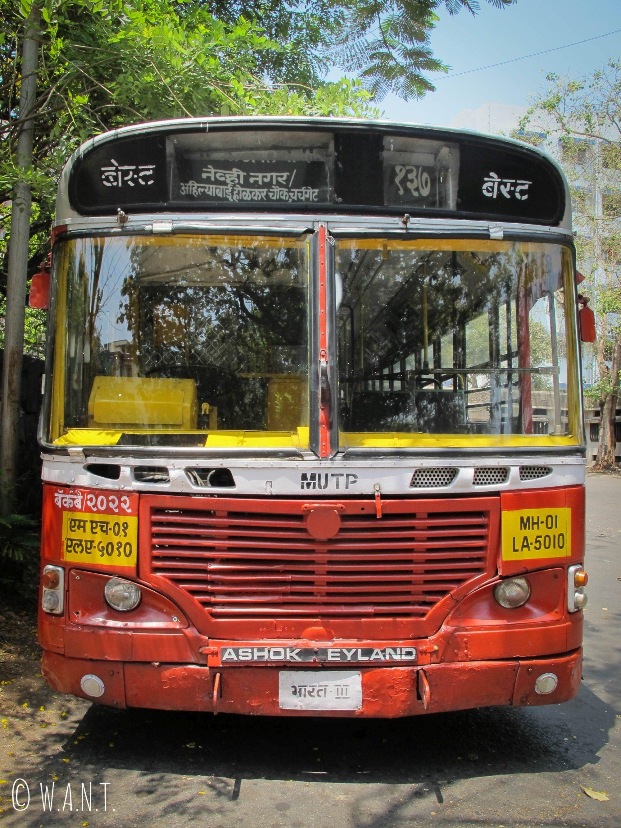 Bus de Mumbai
