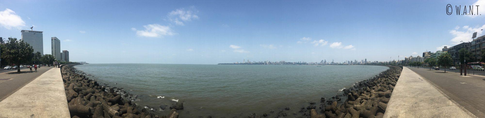 Panorama de Back Bay