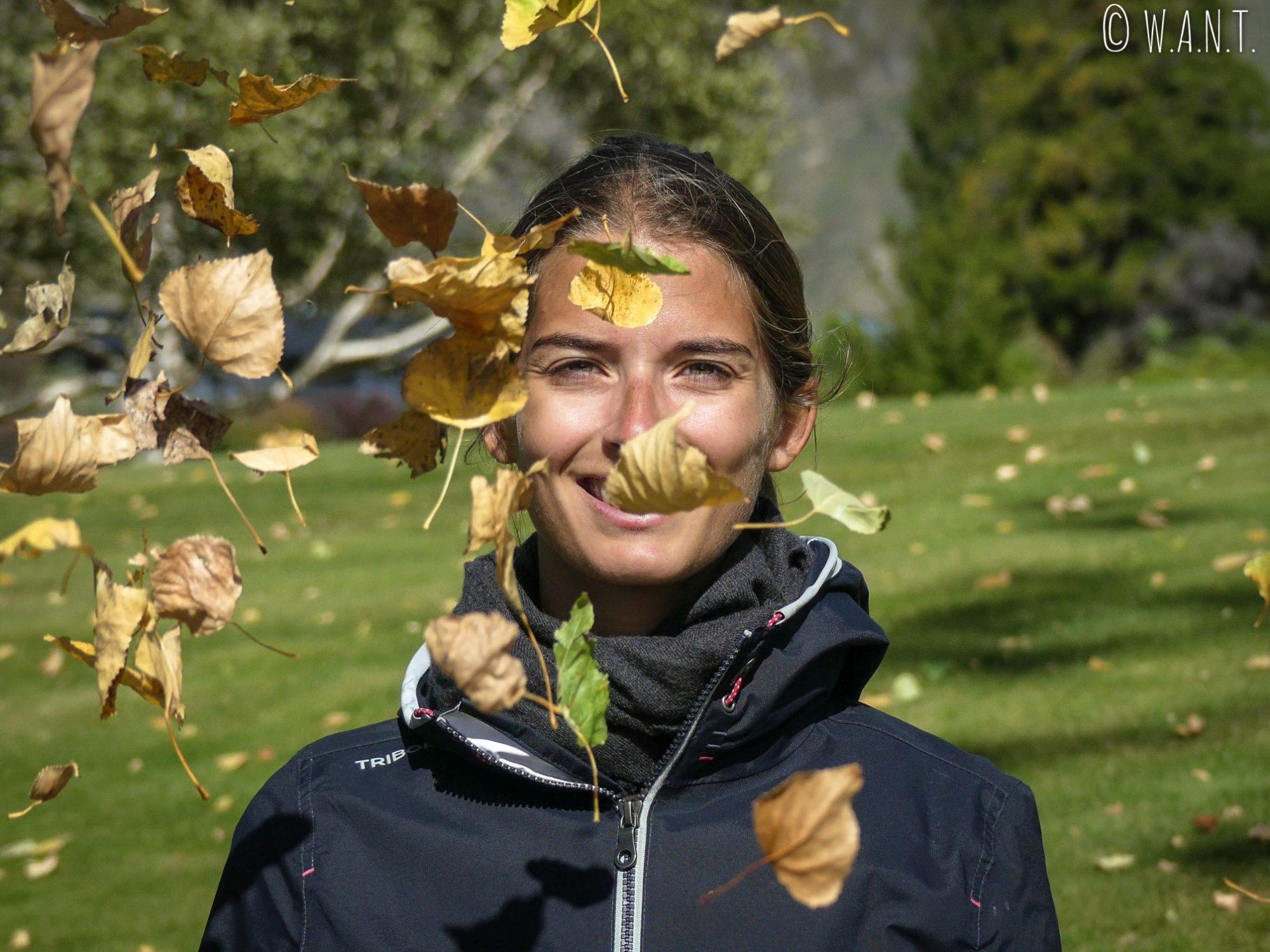 Nous avons beaucoup aimé découvrir Wanaka en automne
