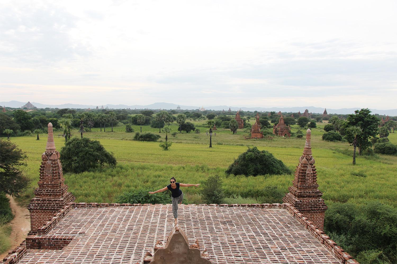 Bagan, Birmanie, novembre 2018